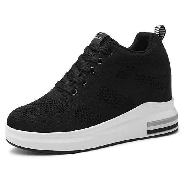 Jolly Foot Hailey - Black / 4 - Footwear
