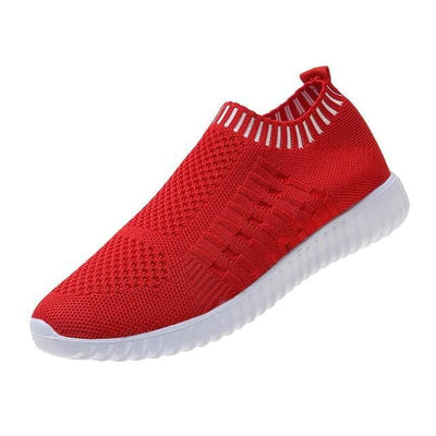 Jolly Foot Klaire - Red / 9 - Footwear