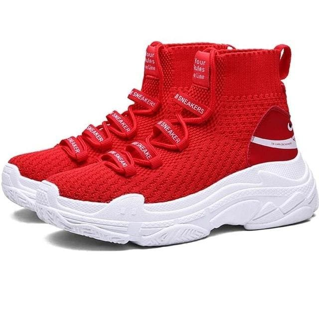Jolly Foot Koko - Red / 8.5 - Footwear