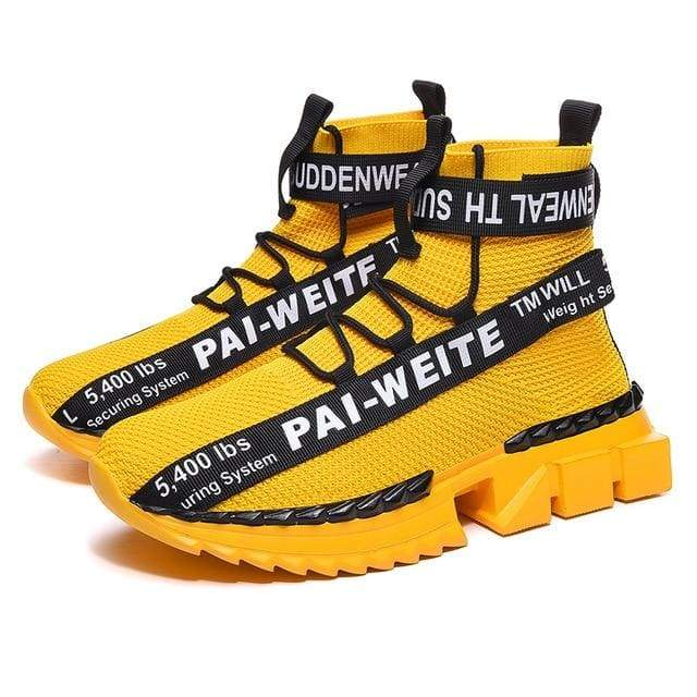 Jolly Paiweite - yellow / 9 - Footwear