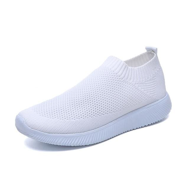 Jolly Foot Patricia - White / 10 - Footwear