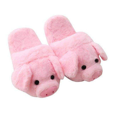 Jolly Piggy - Pink / 6 - Footwear