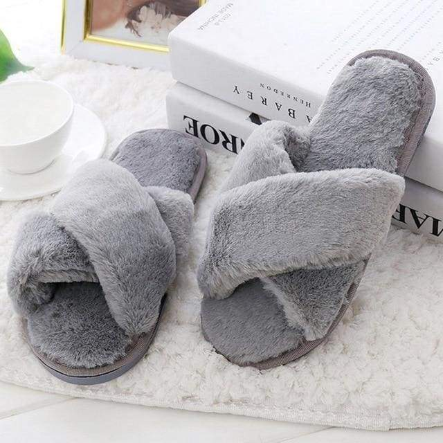 Jolly Plop - style 4-gray / 36-37 / United States - Footwear