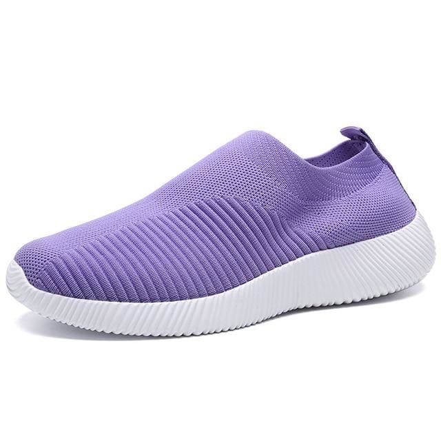 Jolly Pomp - Purple / 8.5 - Footwear