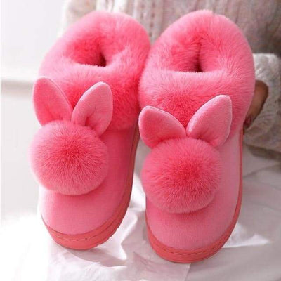 Jolly Rabbit - Pink / 40-41 - Footwear