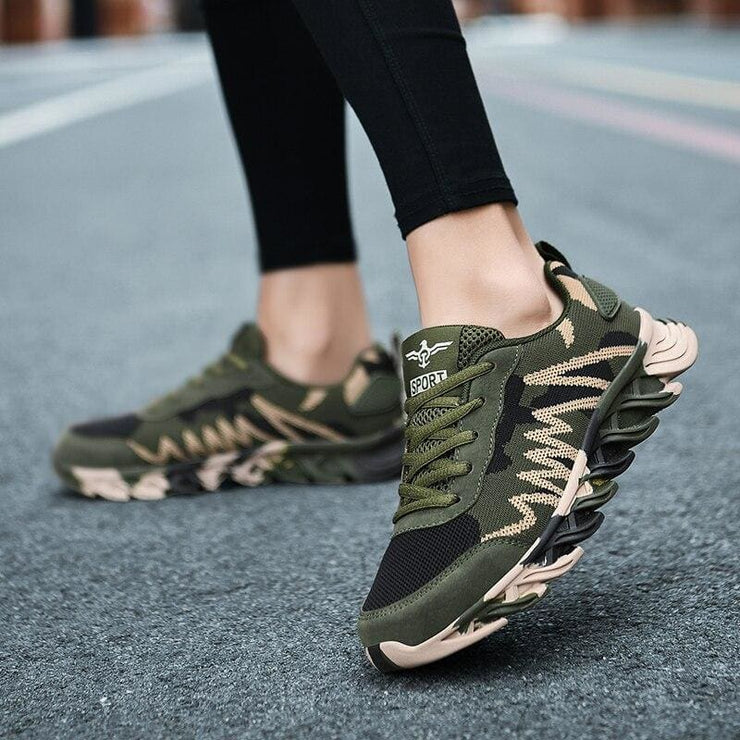 Jolly Surreal - Camouflage / US 11 |UK 9| EU 41.5 - Footwear