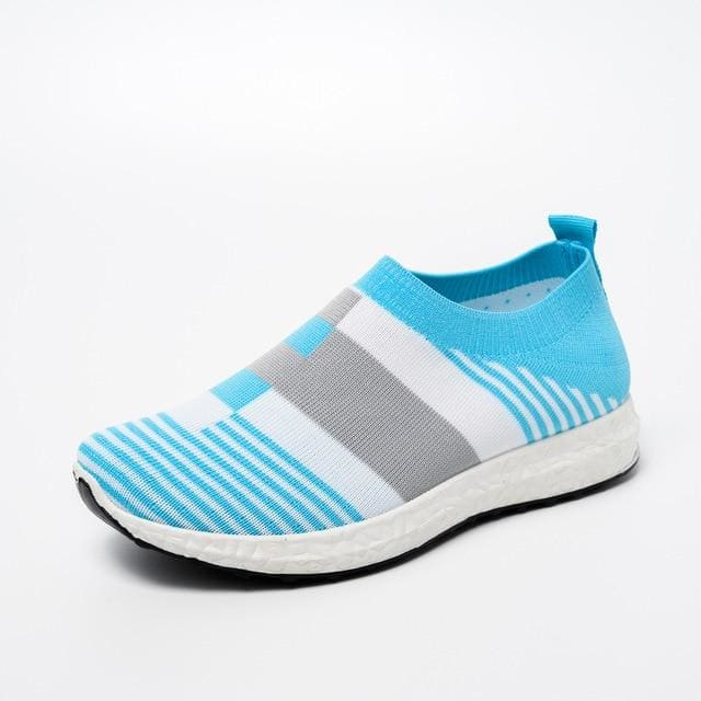 Jolly Foot Tasha - Blue / 5 - Footwear