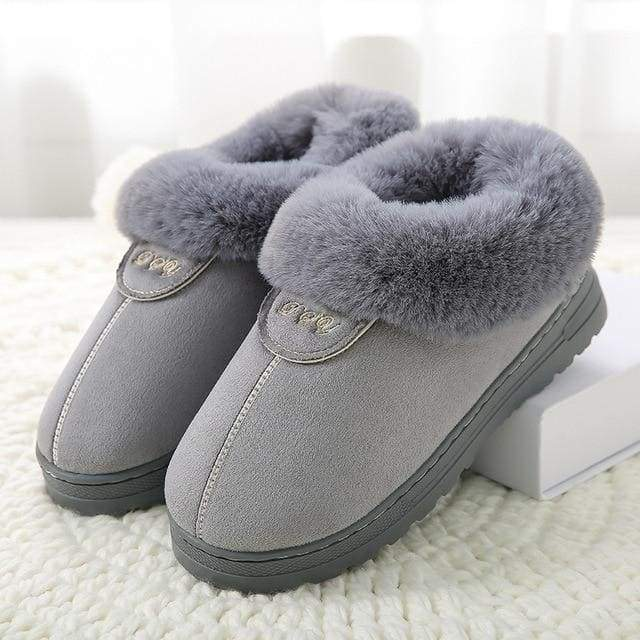 Jolly Yenn - Grey / 43 - Footwear