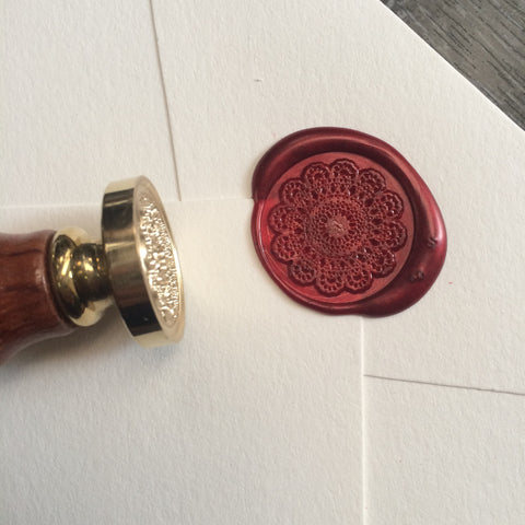 Wax Seal Lace