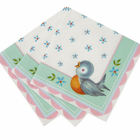 Baby On Board Cocktail Napkins