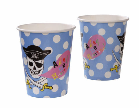 Pirate Party Cup 8Pk