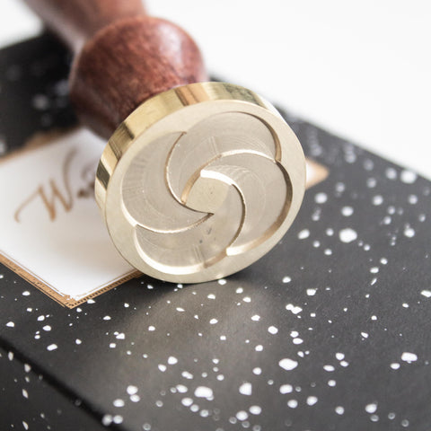 Wedding Series: Celtic Knot Wax Seal