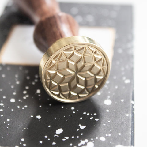 Kaleidoscope Wax Seal