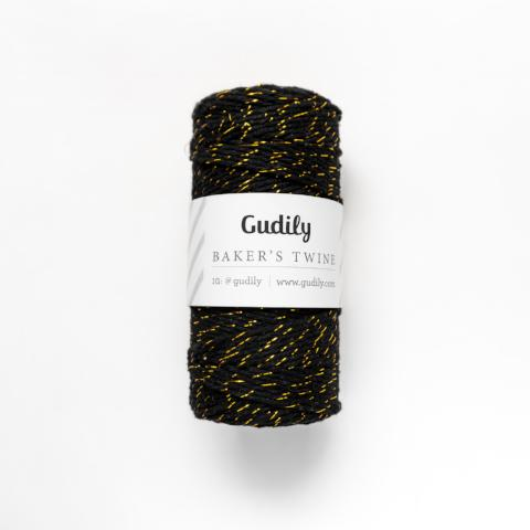 Baker's Twine Black Gold