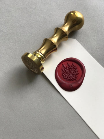 Special Handle with Gudily's Design Wax Seal