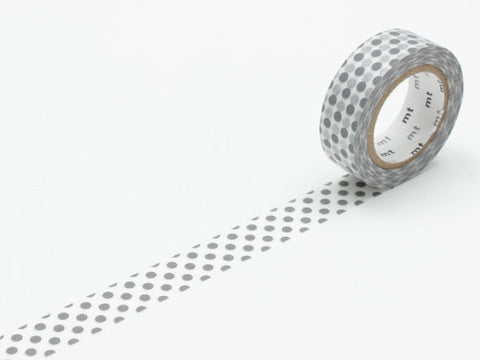 (15mm x 10 m) dot gray