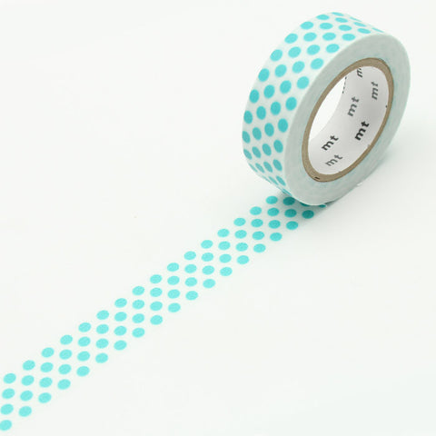 MT01D363 (15mm x 10m) dot soda