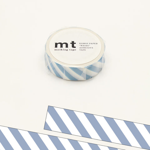MT01D374 (15mm x 10m) stripe grayish sky