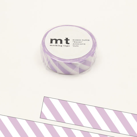 MT01D376 (15mm x 10m) stripe lilac 2