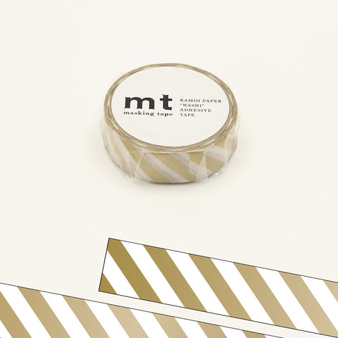 MT01D377 (15mm x 10m) stripe gold 2