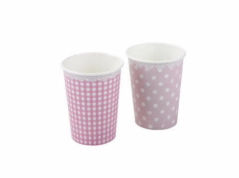 Pink N Mix Cup 8pk