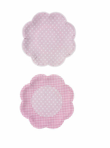 Pink N Mix Plate 8pk
