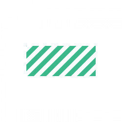 mt Casa Stripe Green