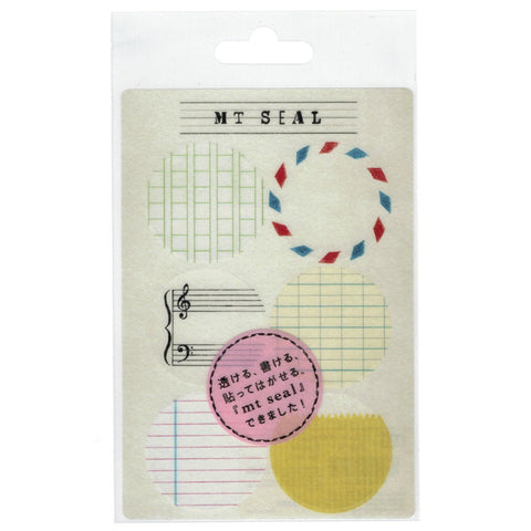 MT Seal F - Label