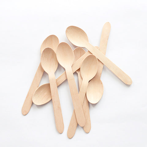 Bamboo Cutleries Spoon Bag