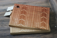 Tribal Aztec Pattern Cutting Board
