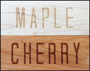 Personalized Heart Addition Cutting Board - Names
