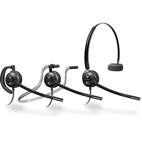 Poly  HW540 - Encore Pro Monaural Convertible Wideband Headset (Noise Cancelling)