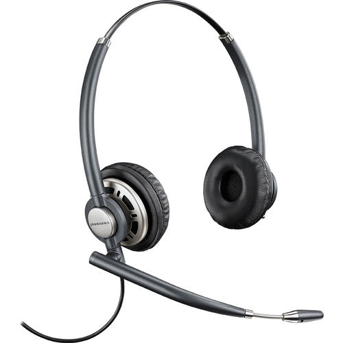 Poly  HW720 - Encore Pro Binaural Wideband Headset (Noise Cancelling)