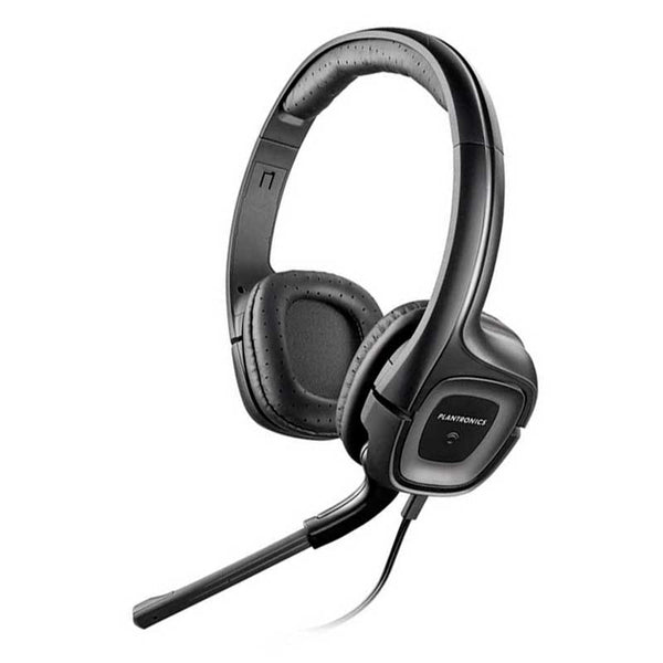 Poly Audio 355 Stereo Multimedia Headset with 40mm headphone (Sound Card)