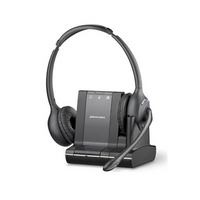 Poly  Savi Office - W720 Dect Wireless Headset with Base (OTH) - Binaural (DBB)