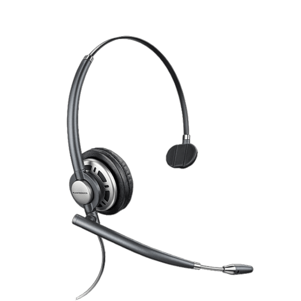 Poly  HW710 - Encore Pro Monaural Wideband Headset (Noise Cancelling)