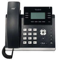 Yealink Entry Level Gigabit IP Phone - with PoE (SIP-T42S)