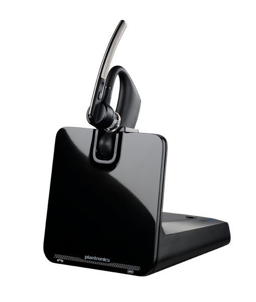 Poly  Voyager B335 System - Bluetooth Wireless Headset with Base (Voyager Legend, Monaural)