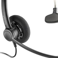 Poly  SP11 - Practica Monaural Headset (Hardwired - RJ9)