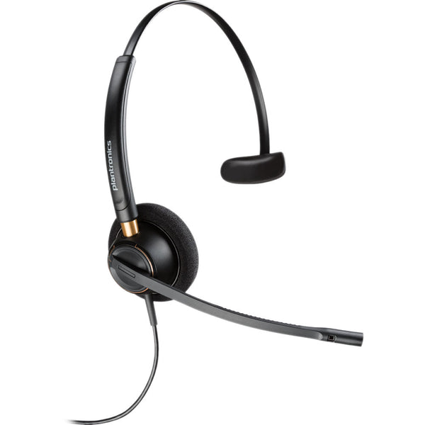 Poly  HW510 - Encore Pro Monaural Wideband Headset (Noise Cancelling)