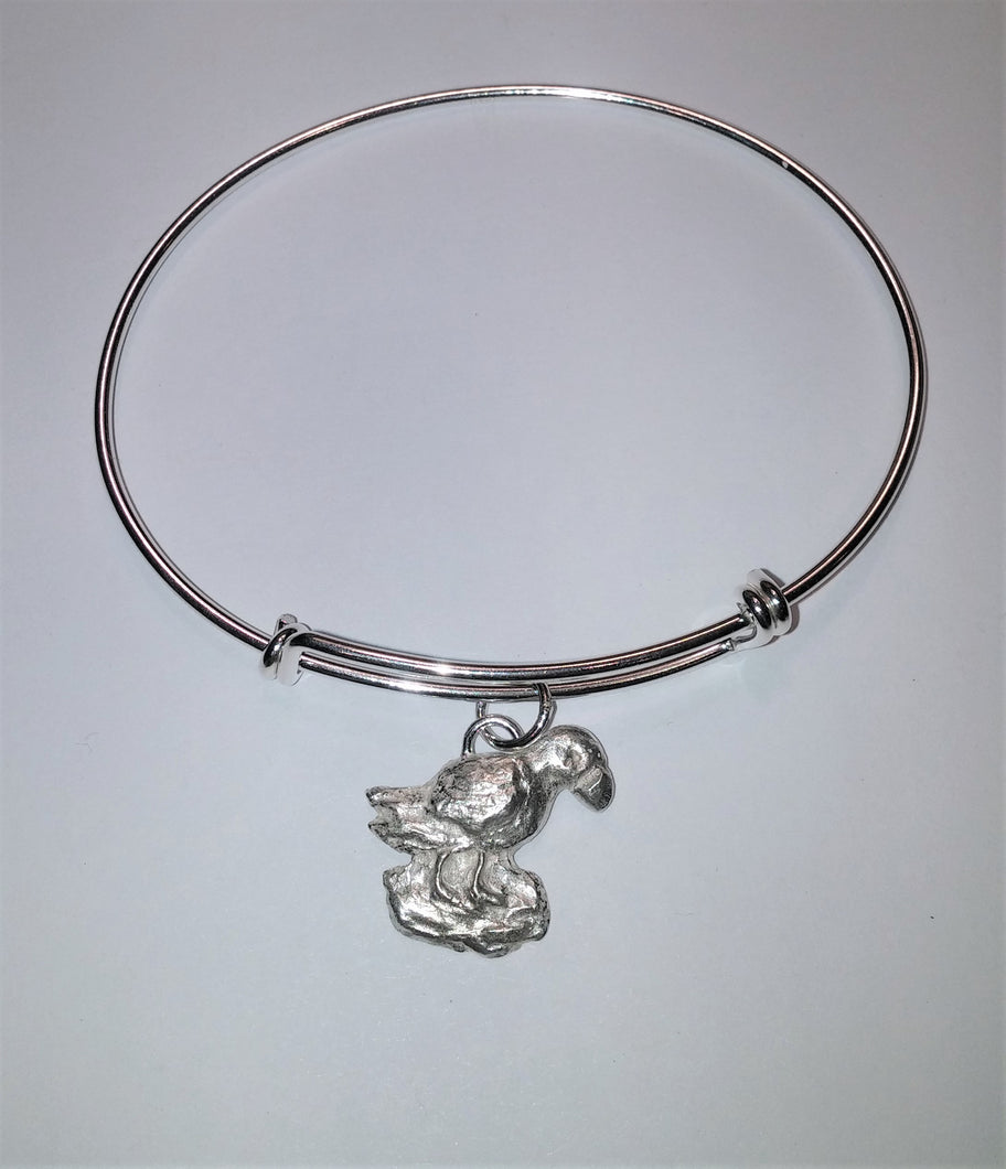 Puffin Expandable Bracelet