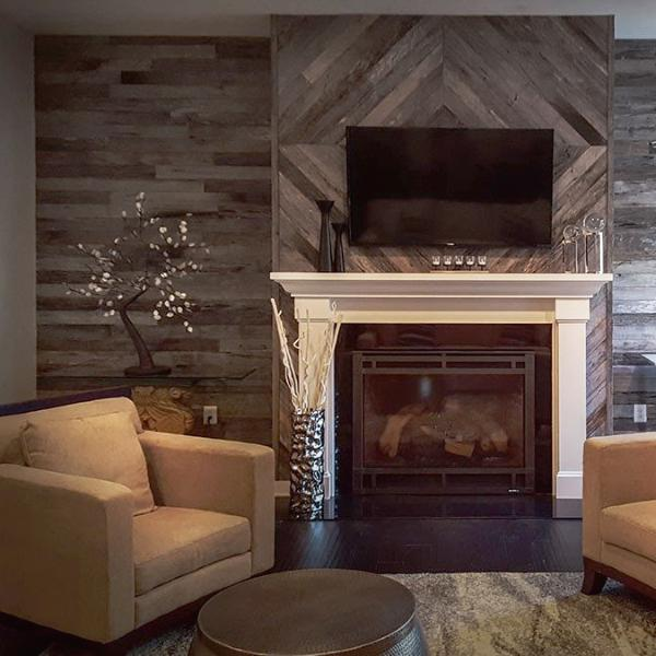 Reclaimed Weathered Gray Barnwood