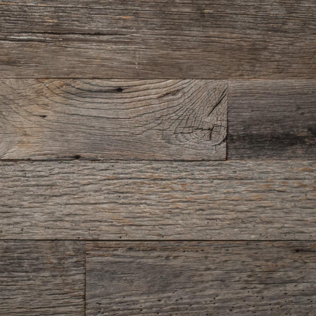 Reclaimed Weathered Gray Barnwood Plankwood