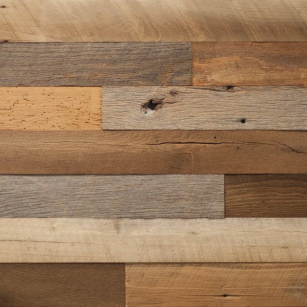 Reclaimed Mixed Barnwood Plankwood