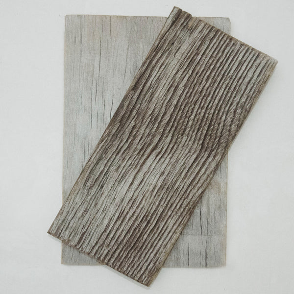 Reclaimed Weathered Gray Barnwood Sample