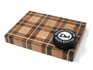 Plaid Cutting Board