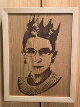 Load image into Gallery viewer, Notorious RBG Portrait