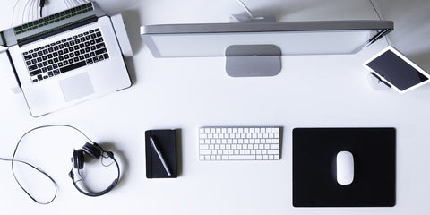 Five Easy Tips to Declutter your Desk