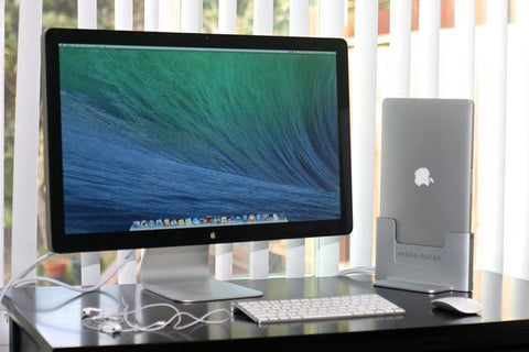 Now Available: The Vertical Docking Station for MacBook Pro with Retina Display!