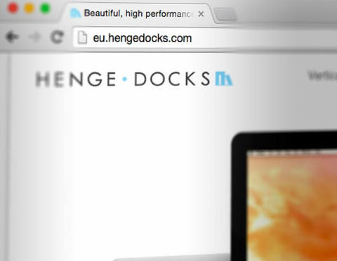 Introducing the Henge Docks EU Site!
